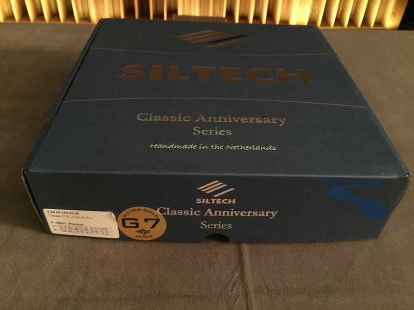 Siltech Cables Classic Anniversary 770i 3-m XLR IC