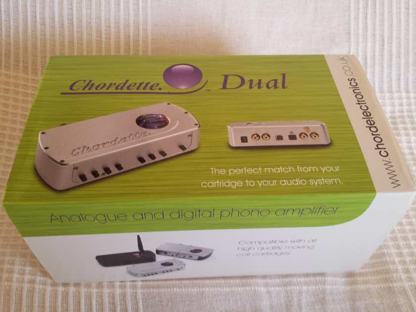 Chord Electronics Ltd. Chordette Dual