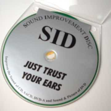 SID - Sound Improvement Disc from Germany