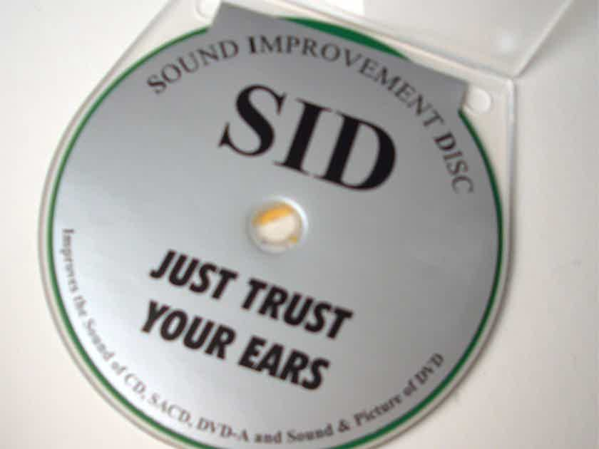 SID - Sound Improvement Disk - CD and DVD mat from Germany