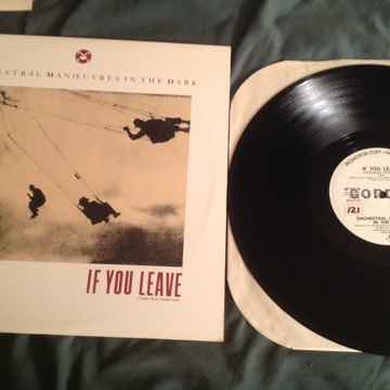 Orchestral Maneuvers In The Dark If You Leave 12 Inch E...