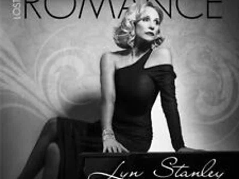 Lyn Stanley Lost In Romance - 2LPs 180g vinyl, Autographed