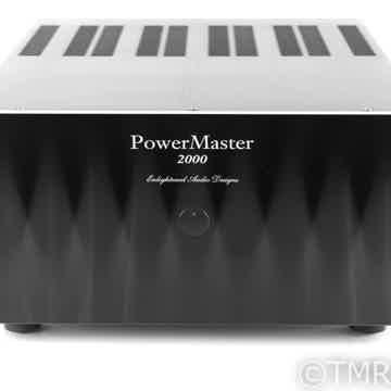 PowerMaster 2000 5 Channel Power Amplifier