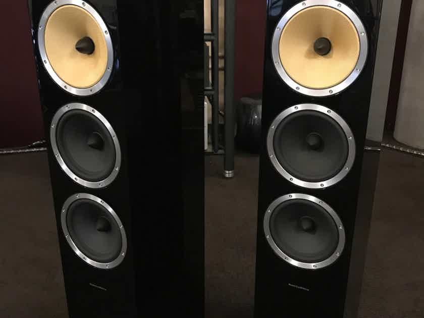 B&W (Bowers & Wilkens) CM9GB 3-way floor standing speakers