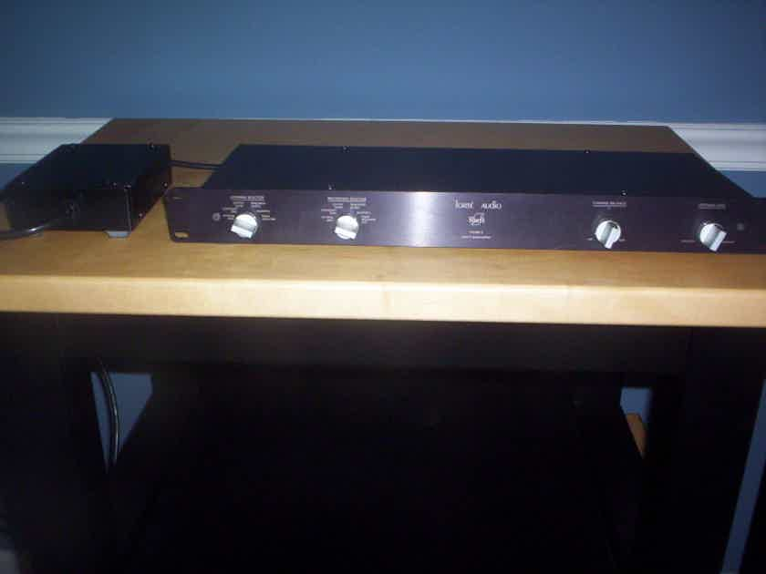 Forte Model 2 class A preamp