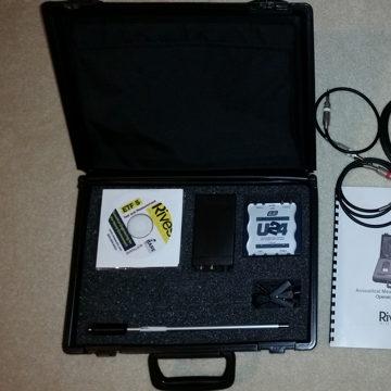 Rives Audio  Acoustical Measurement Test Kit - Professional