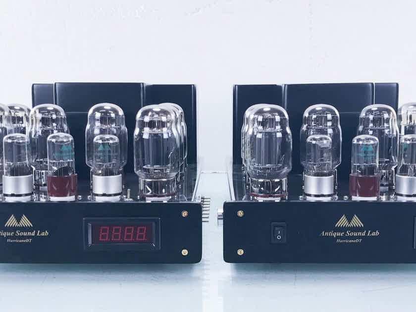 antique sound lab hurricane dt tube mono power amplifier pair 13568 tube audiogon. Black Bedroom Furniture Sets. Home Design Ideas