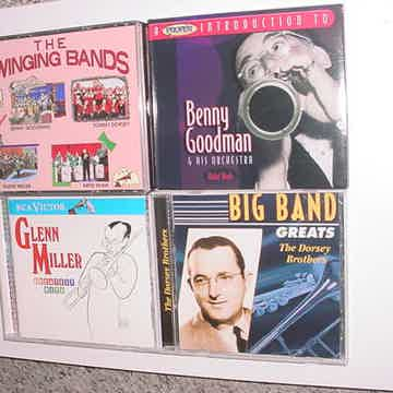 Dorsey brothers Glenn Miller greatest hits