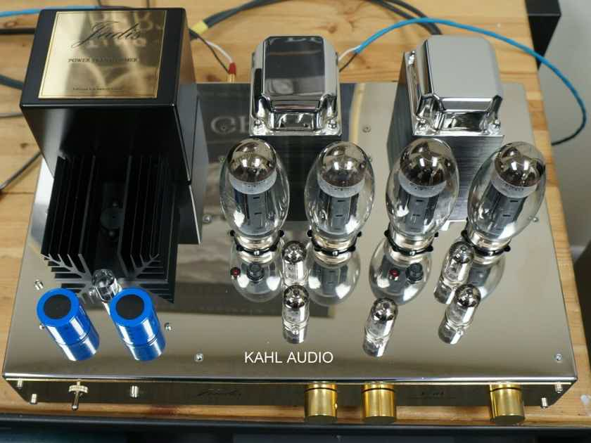Jadis I-50 tube integrated amp. 50W pure Class A. Lots of positive reviews! $11,500 MSRP