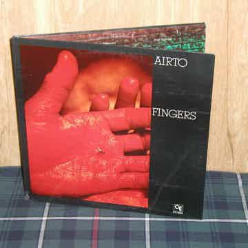 Airto - FINGERS      CTI 6028  VAN GELDER
