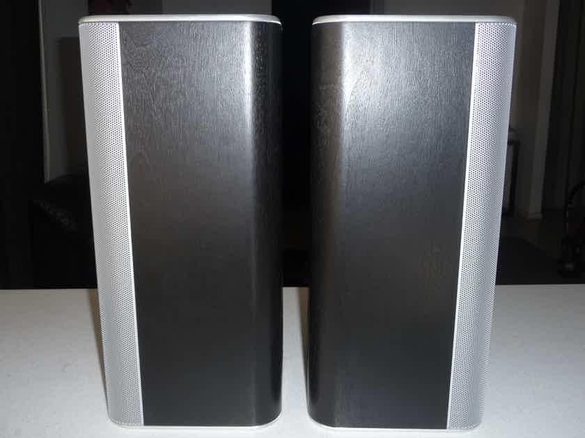 Snell Acoustics LCR-7 black walnut veneer