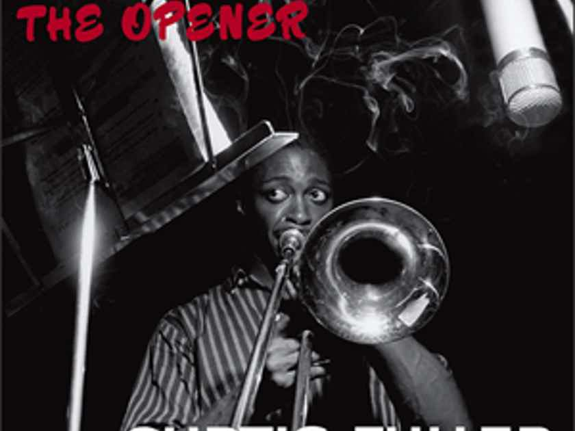 Curtis Fuller: The Opener, 45rpm, 2LPs, Numbered - Limited Edition, Music Matters Blue Note