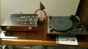 preamplifier & turntable
