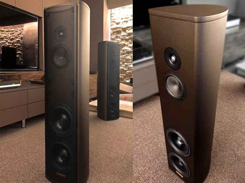 Magico S3 Mk 1, M-Coat Finish, Mint, One Owner, Crates, Can Ship, Trades OK