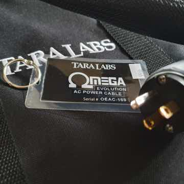 Tara labs omega evolution  Omega evolution