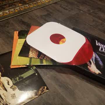 Jimmy Hendrix Voodoo Child Red Vinyl Box