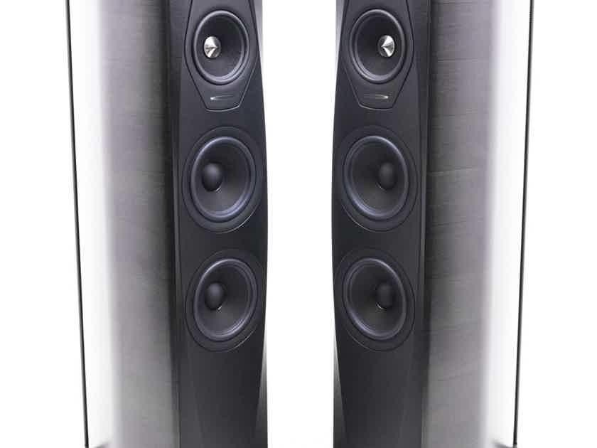 Sonus Faber Olympica III Floorstanding Speakers; Graphite Pair (21572)
