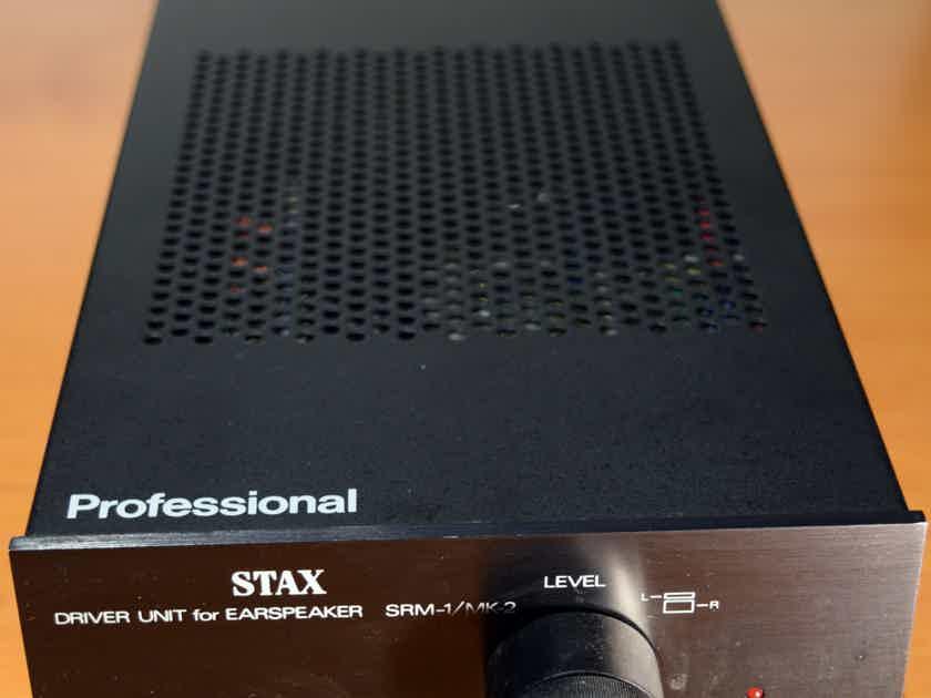Stax SRM-1/MK-2 & Lambda