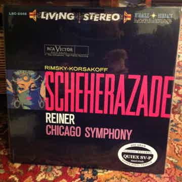 Scheherazade - Chicago Symphony RCA Red Seal 200g Class...