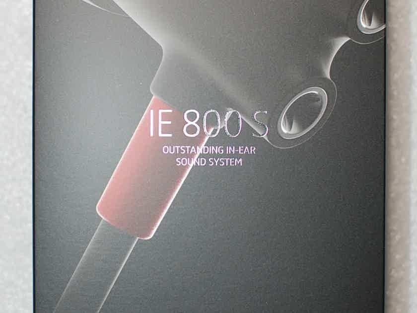 Brand New Sennheiser IE800S Earphones 100% Authentic