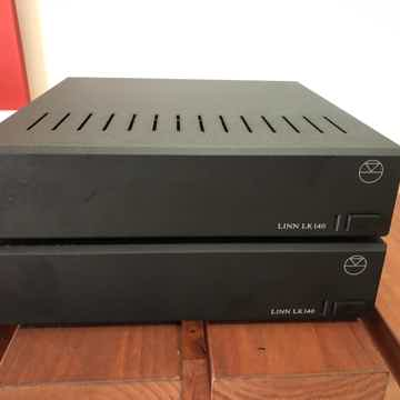 2 Linn  LK140 Power Amplifiers