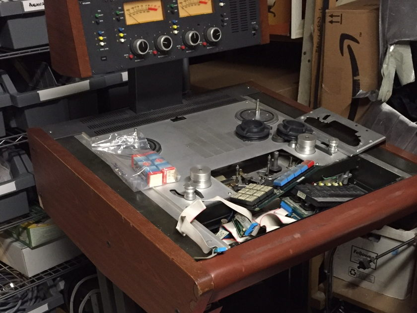 Studer A812 reel to reel tape deck parts for sale or trade