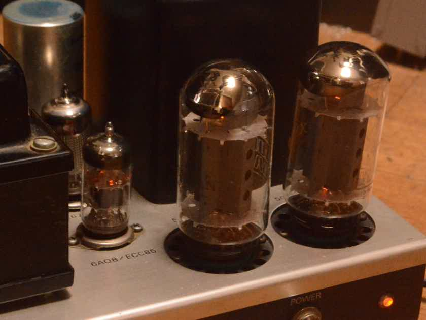 Luxman  MQ-60 tube amplifier original condition with 50CA10 tube * Perfect working