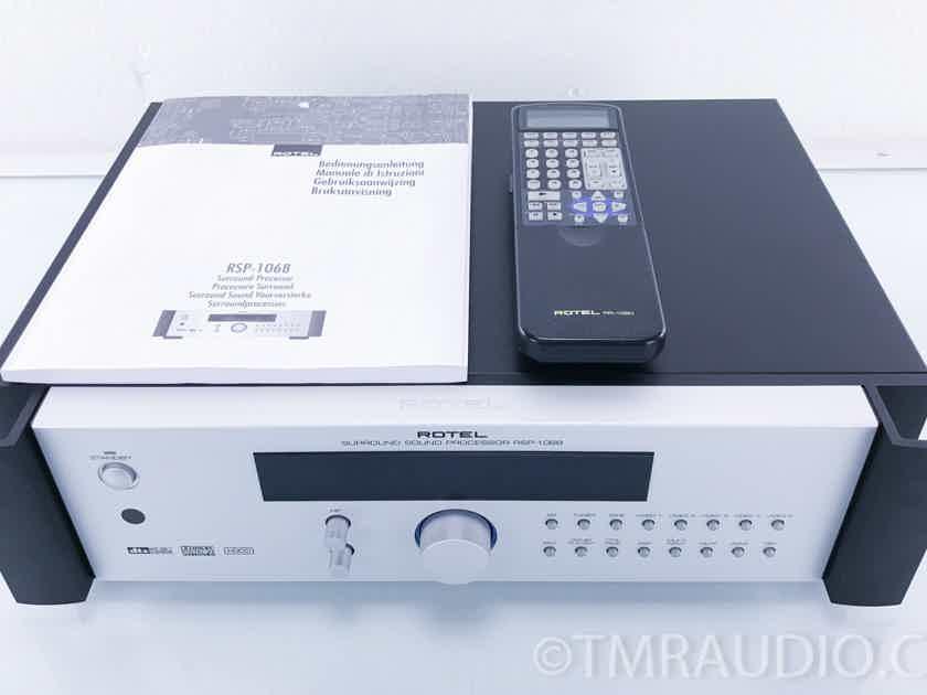 Rotel RSP-1068  Surround Preamplifier / Processor (2084)
