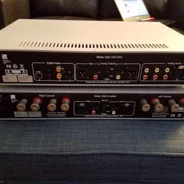PS Audio Stellar Gain Cell DAC / S300 Power Amp