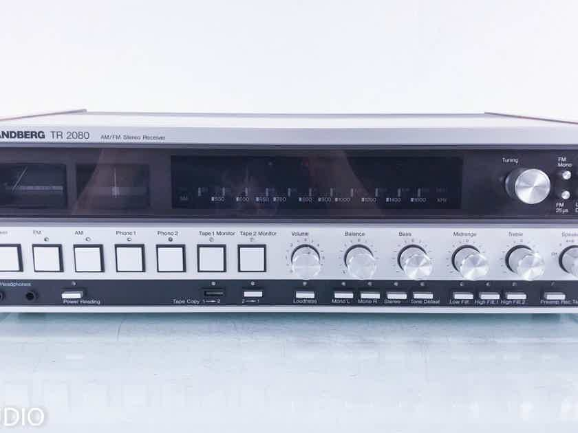 Tandberg TR 2080 Vintage Receiver (No AM tuner) (14540)