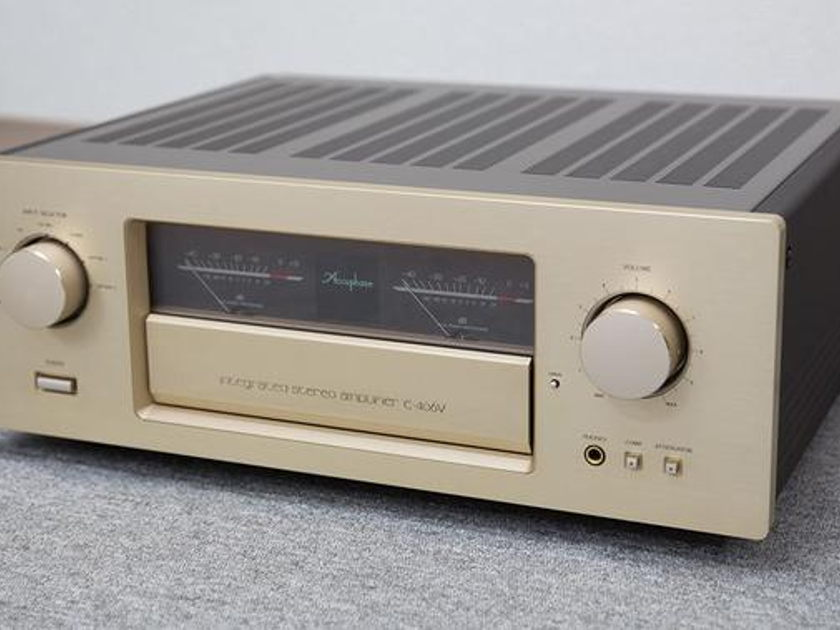 VINTAGE  ACCUPHASE E-406V INTEGRATED AMPLIFIER RARE CLASSIC IN GREAT CONDITION
