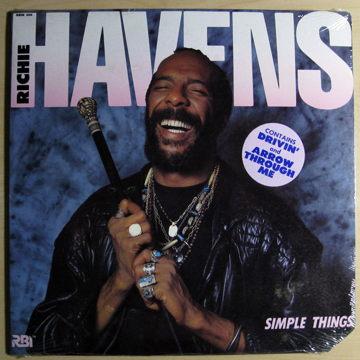 Richie Havens Simple Things - SEALED LP
