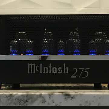 McIntosh MC275 MkVI, W/Blue LED's, New Condition