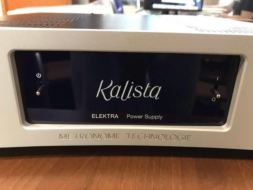 Metronome Kalista Dream Play CD transport 2017 - the latest, 115/230V