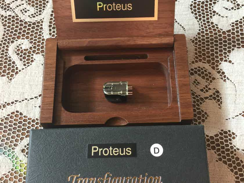 Transfiguration Audio Special Edition Proteus D (diamond cantilever) Cartridge