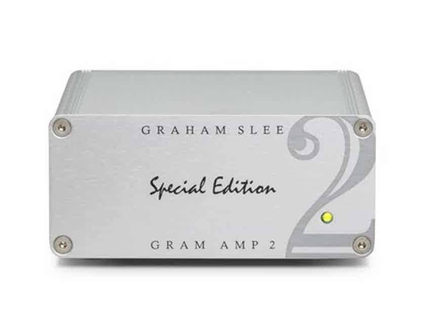 Graham Slee Gram Special Edition MM Phono Stage * Back To School Special *