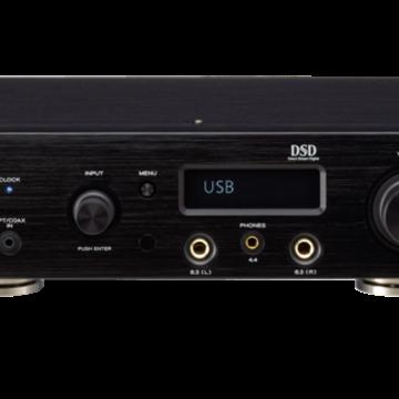 TEAC UD-505-B Dual-monaural USB DAC Headphone Amplifier...