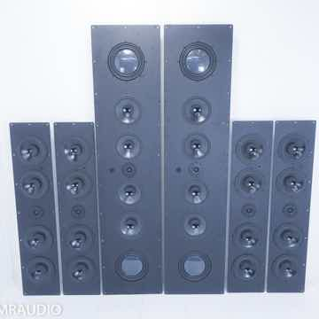 7 Channel In-Wall Speaker System