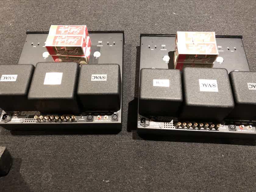 VAC Phi-200 Black mono or stereo