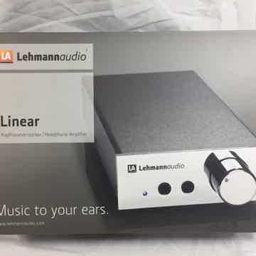 Lehmann Audio Linear Headphone Amp
