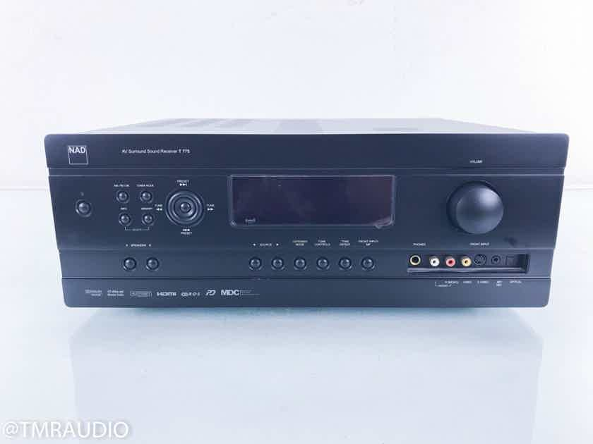 NAD T775 7.1 Channel Home Theater Receiver  (13630)