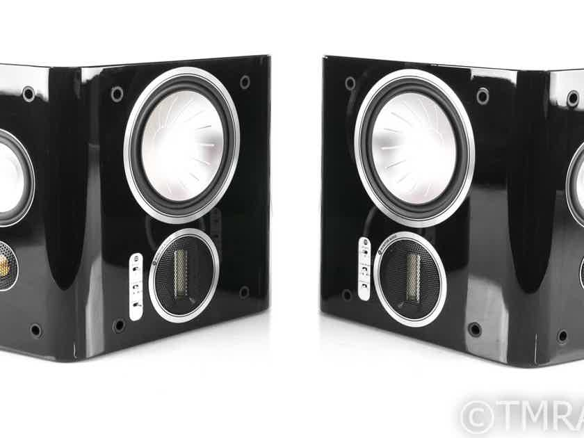 Monitor Audio Gold GXFX Dipole Surround Speakers; Gloss Black Pair; GX-FX (22680)