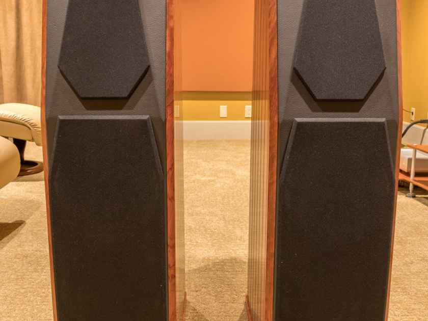 Peak Consult El Diablo full range stereo speakers (pair)
