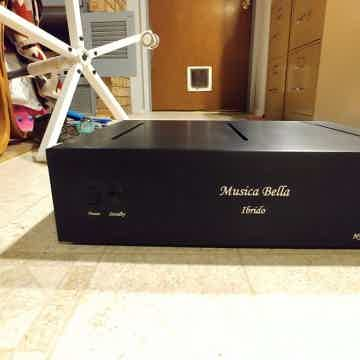 Musica Bella Ibrido Amplifier