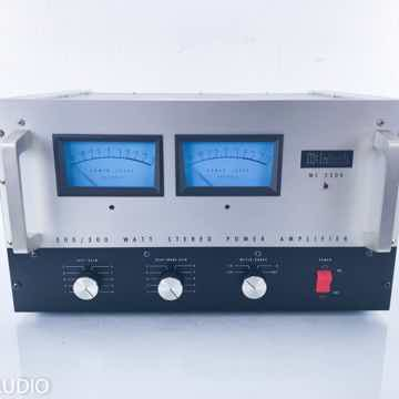 MC 2300 Vintage Stereo Power Amplifier