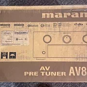 Marantz AV 8802A Ref AV Pre, Surround & Tuner