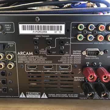 Arcam AVR-280