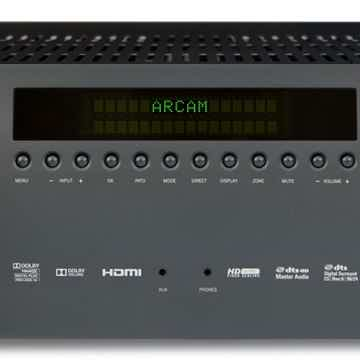 ARCAM FMJ AVR380 AV Receiver (Black): Excellent DEMO; F...