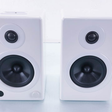 Mini Active Bookshelf Speakers