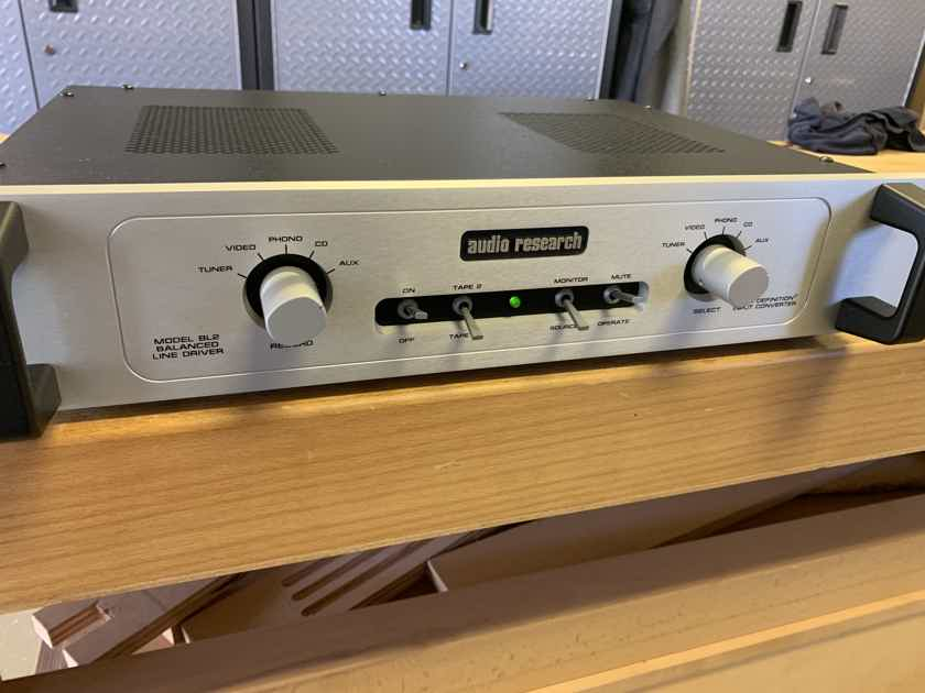 Audio Research Bl-2